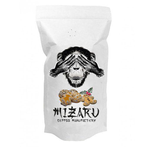 Mizaru Gingerbread - Mézeskalács ízű kávé 200 g